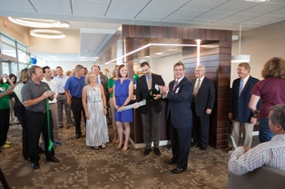 Methodist Physicians Clinic in Gretna Holds Ribbon-Cutting