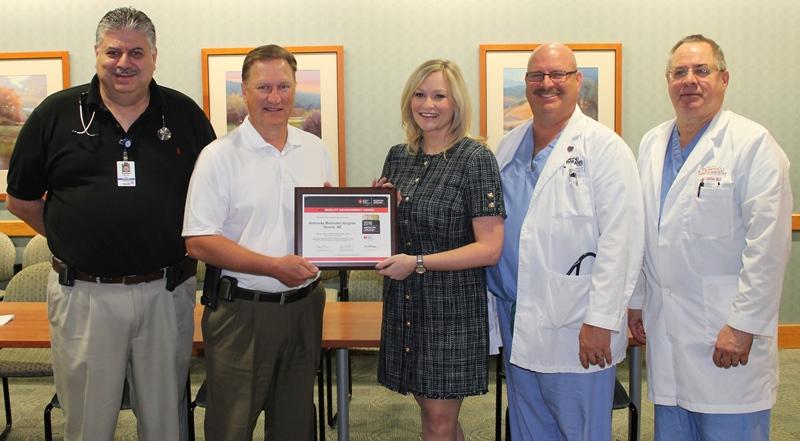 Methodist Hospital Receives AHA Mission: Lifeline Gold Award