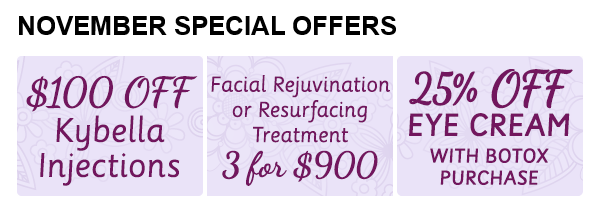 sorry the 30 employee discount on fullprice laser services does not apply to special offers which may offer a deeper discount employees are invited to