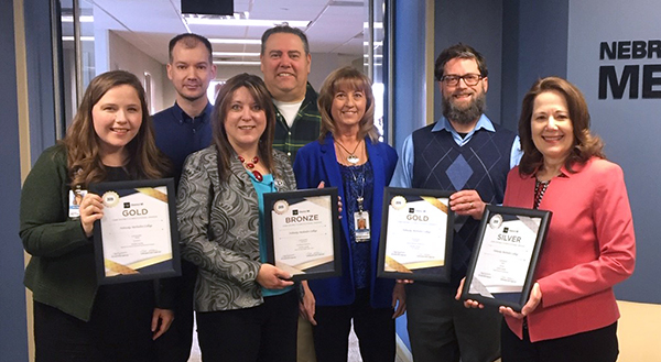 NMC Marketing Department Wins Four CASE Awards | Methodist Health System